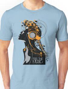 Feel The Music Unisex T-Shirt