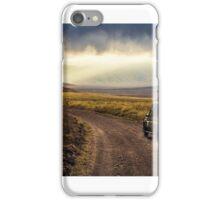 Safari Sunrise - Ngorogoro Crater, Tanzania iPhone Case/Skin
