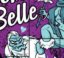Abomina Belle  Sticker