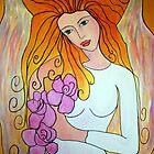 A loving heart.... by Renate  Dartois