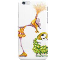 M'ODD'STER 01 - CRUSH'N iPhone Case/Skin
