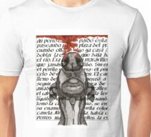 Celo de una perra joven Unisex T-Shirt