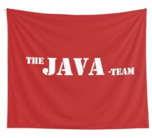 java programming language A team Wall Tapestry