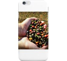I love coffee iPhone Case/Skin