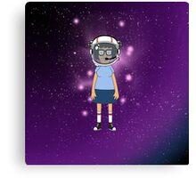 Space Tina Canvas Print