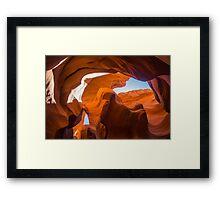 Incredible Natural Art - Travel Photography Framed Print