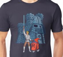 Darthskull Castle. Unisex T-Shirt