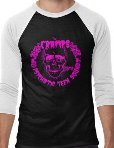 The Cramps  Men's Baseball ¾ T-Shirt