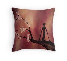 Blossom Home Decor Throw Pillow
