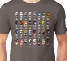 8-Bit FOOTBALL!!! Unisex T-Shirt