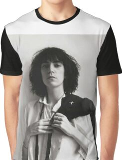 Patti Smith Graphic T-Shirt