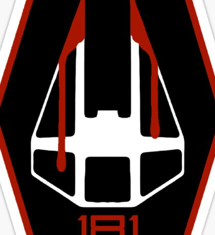 181st Fighter Group - Star Wars Veteran Series Sticker