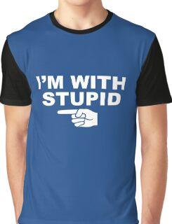 My boyfriend is stupid Graphic T-Shirt