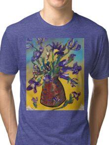 Floodwood Flowers Tri-blend T-Shirt