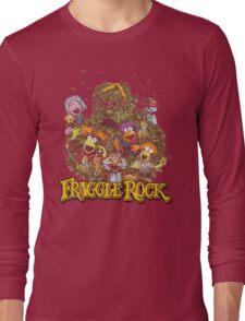 Fraggle Rock Retro Long Sleeve T-Shirt