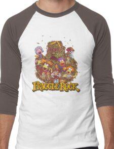 Fraggle Rock Retro Men's Baseball ¾ T-Shirt