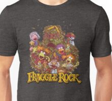 Fraggle Rock Retro Unisex T-Shirt