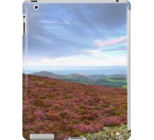 Sweeping Hills iPad Case/Skin