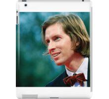 wes anderson iPad Case/Skin
