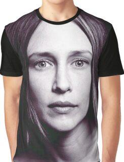 Vera Farmiga Graphic T-Shirt