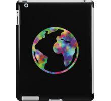 Earth is beatiful iPad Case/Skin