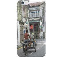 Love Lane Penang Malaysia iPhone Case/Skin