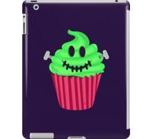Frankenstein Cupcake iPad Case/Skin