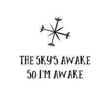 Frozen - The Sky's Awake by harriscrew