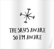 Frozen - The Sky's Awake Poster