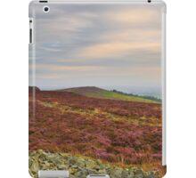 Distant Hills iPad Case/Skin