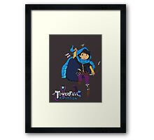 Towerfall Ascension- Last of the Order Framed Print