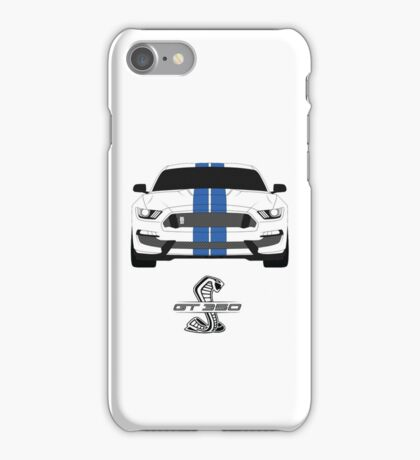 Shelby GT350 iPhone Case/Skin