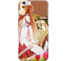 Sword Art Online Asuna iPhone Case/Skin