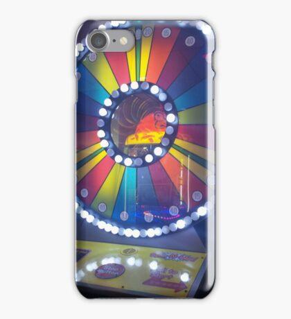 Arcade Wheel iPhone Case/Skin