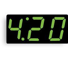420 Somewhere - Weed Break Canvas Print