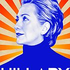 Hillary Clinton A Nasty Woman. Vote Nasty In 2016 by thenastywomen