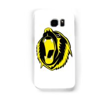 Bruins Bear Samsung Galaxy Case/Skin