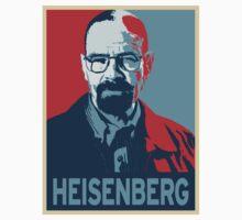 Vote for Heisenberg Kids Tee