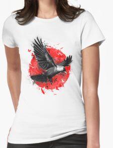 Flight Womens Fitted T-Shirt