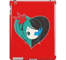 Two Love in one iPad Case/Skin