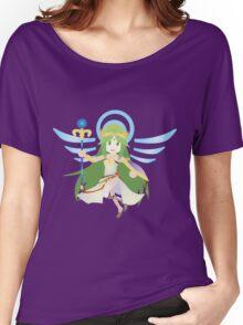Chibi Palutena Vector Women's Relaxed Fit T-Shirt