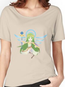 Chibi Palutena Vector Women's Relaxed Fit T-Shirt