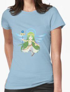 Chibi Palutena Vector Womens Fitted T-Shirt