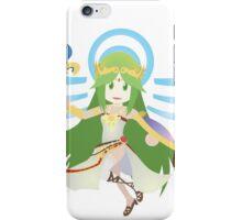 Chibi Palutena Vector iPhone Case/Skin