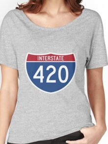 INTERSTARE 420  Women's Relaxed Fit T-Shirt