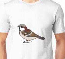 Cutie Sparrow Unisex T-Shirt