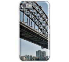 Over the Coat Hanger,Sydney.  iPhone Case/Skin
