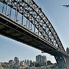Over the Coat Hanger,Sydney.  by sunnypicsoz