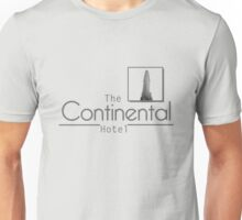 The Continental John Wick Unisex T-Shirt
