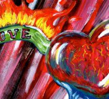 Love & Elements  Sticker